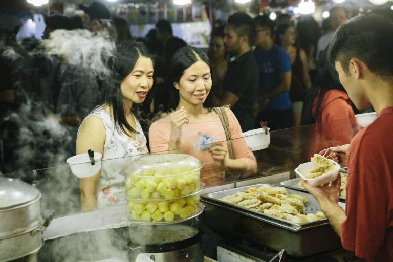 Richmond Night Market - Credit Tourism Richmond