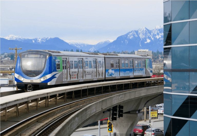 Canada Line - Skytrain Rapid Transit