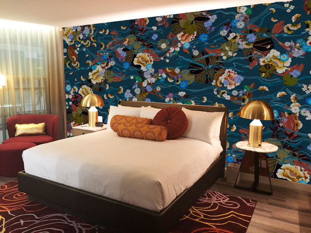 Versante Hotel Room - Individual Design