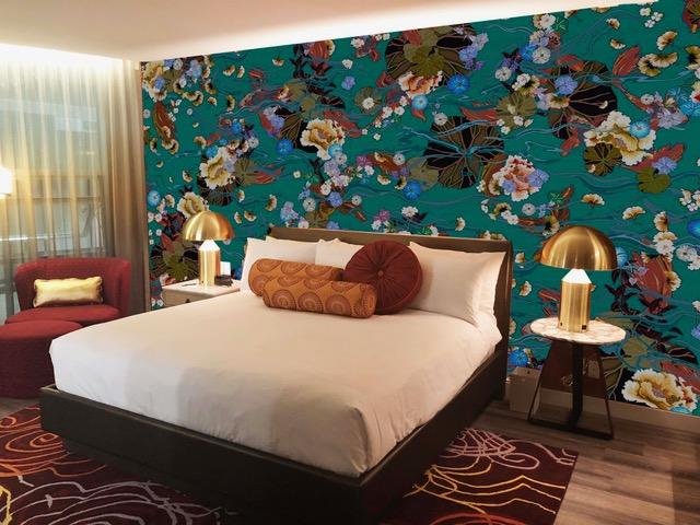Versante Hotel Room - Social Design