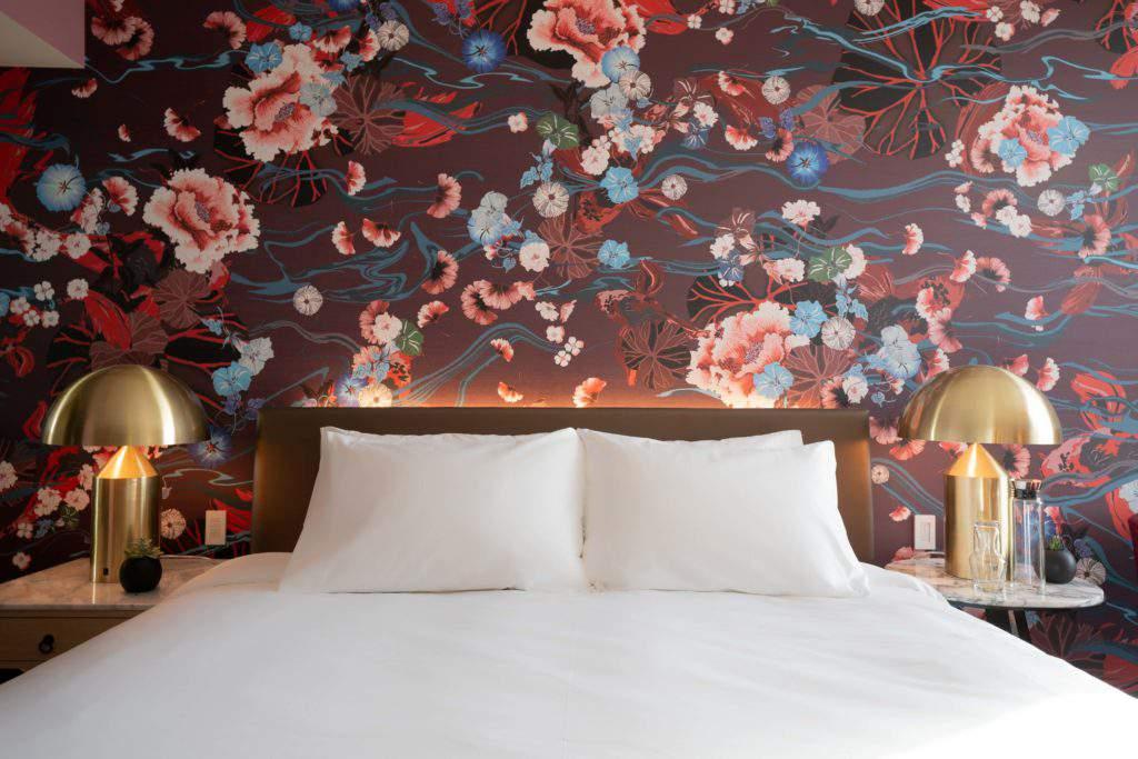King Bed - Versante Hotel