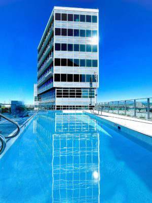 Exterior and Pool Deck - Versante Hotel