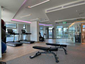 Versante Hotel 24-Hour Fitness Studio
