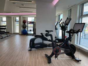 Versante Hotel Fitness Studio