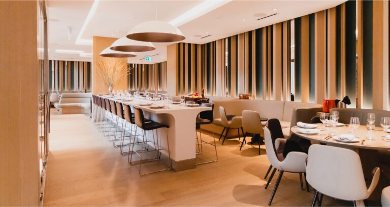 Bruno Restaurant at Versante Hotel