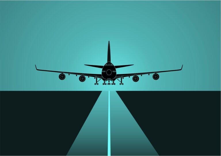 Plane Departing - Versante Hotel
